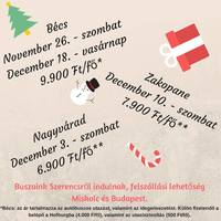 Advent a Zemplén Touristtal