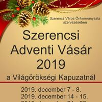 Szerencs Advent Fair 2019